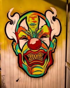 Graffiti Attic Opening 9642