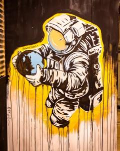 Graffiti Attic Opening 9643