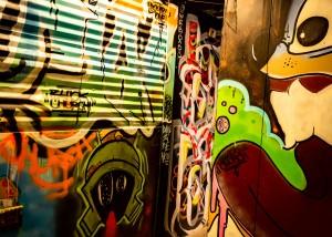Graffiti Attic Opening 9644