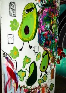 Graffiti Attic Opening 9647