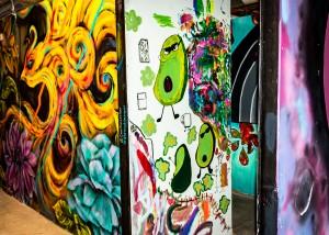 Graffiti Attic Opening 9648