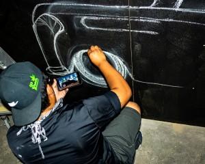 Graffiti Attic Opening 9651