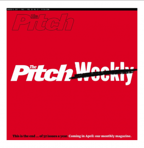 Pitch Last Weekly Issue