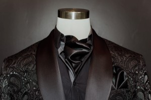 Sean M. Horton Custom Suit.