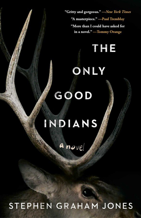 Author Stephen Graham Jones on his new horror novel, 'The Only Good Indians'