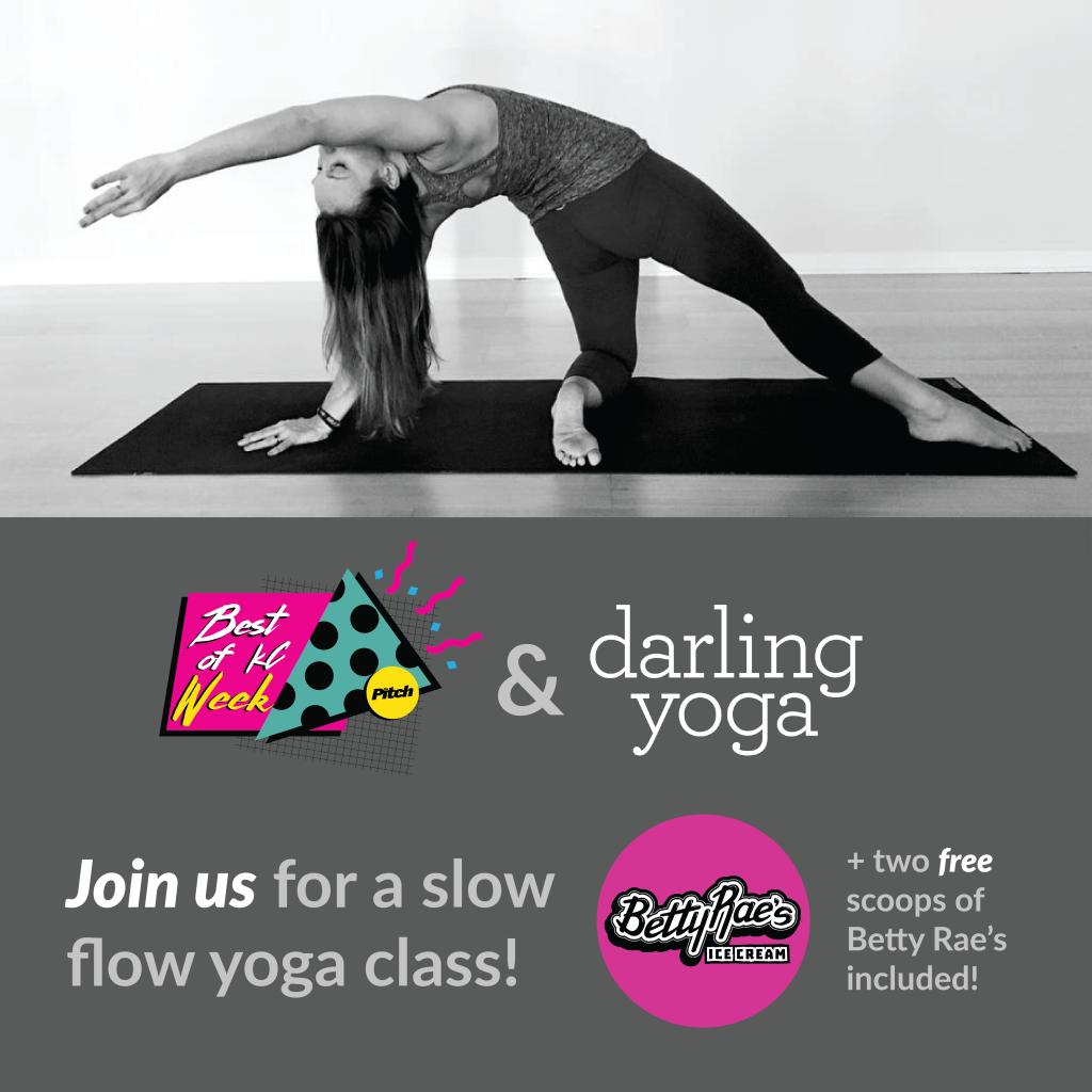 Darling Yoga Calendar 01