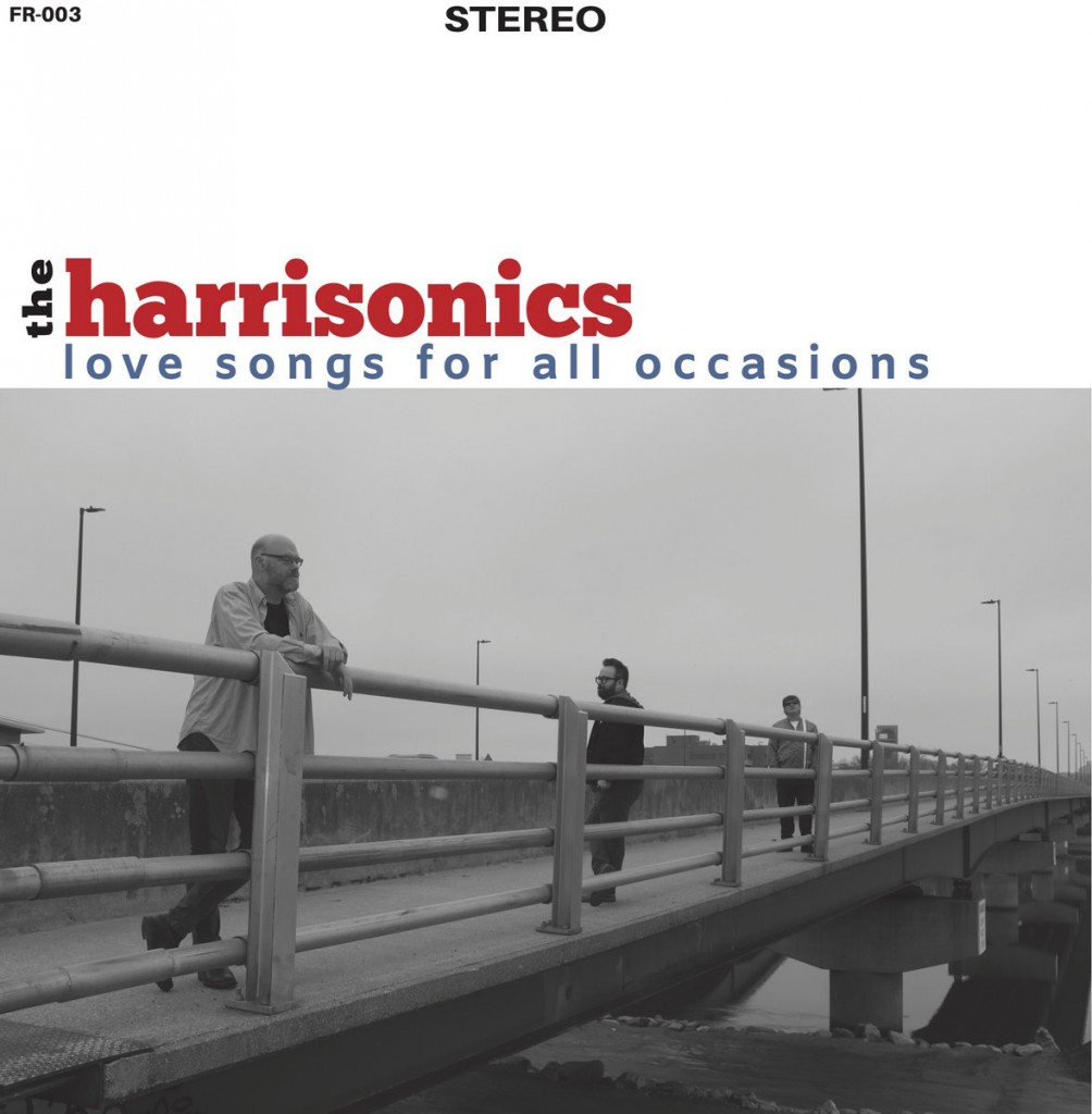 Harrisonics Cover
