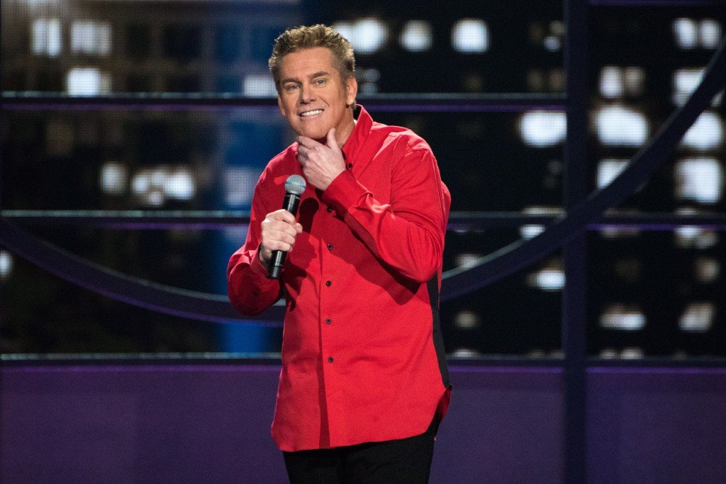 Brian Regan Live Color 1 Photo Credit Friedman Bergman
