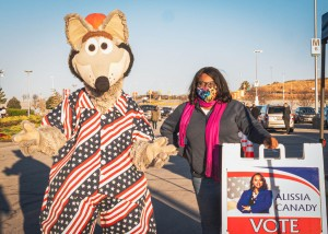 Election Day 2020 Penn Valley 1122