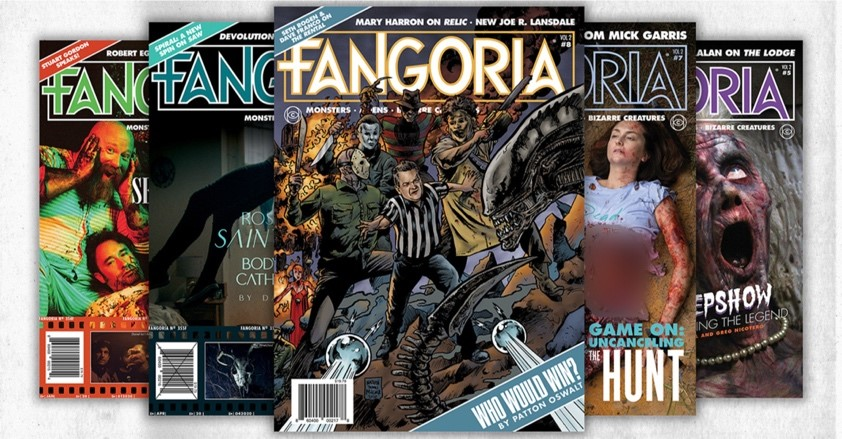 Fangoria Graphic