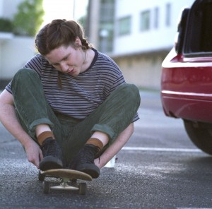 Katelyn Betz Goofin Msu Parking Lot Springfieldmo