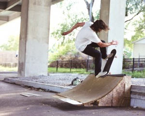 Weston Grant Sparks Fs Noseblunt From Flat Kcmo