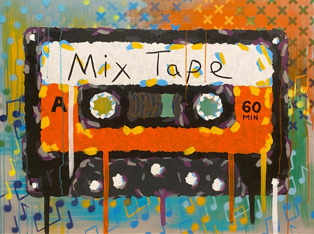 Cassette Tape Dave Ruggeri