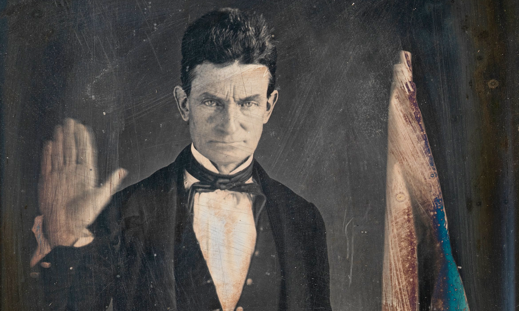 John Brown By Header