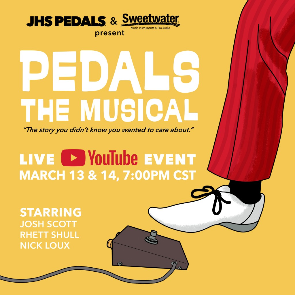 Jhs The Musical 2021 Yellow