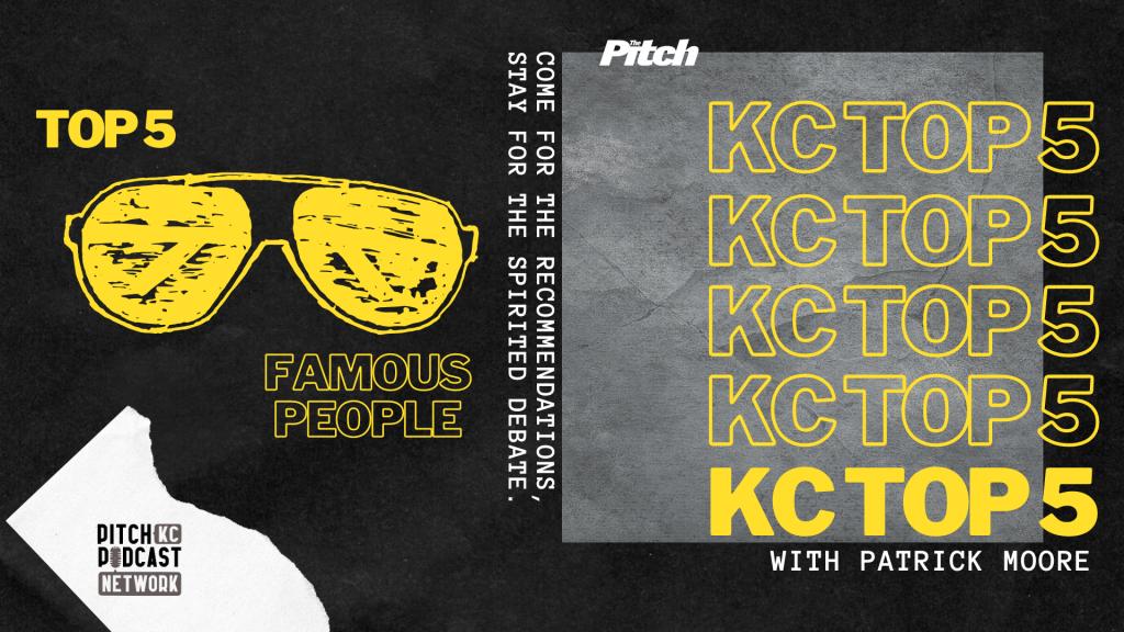Kc Top 5 Famous People