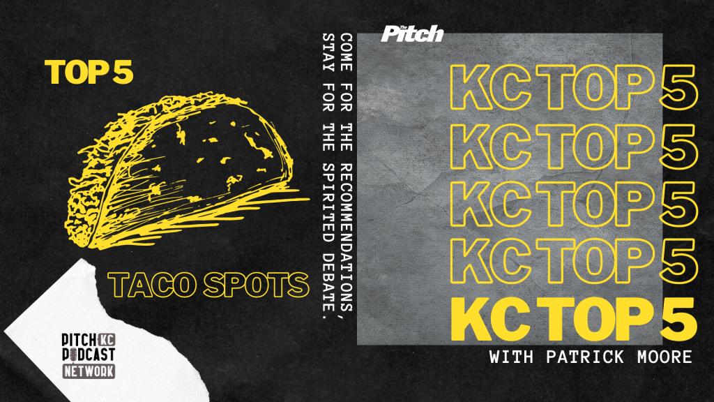 Kc Top 5 Tacos