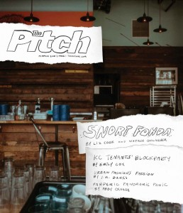 Pitch 0321 Cover