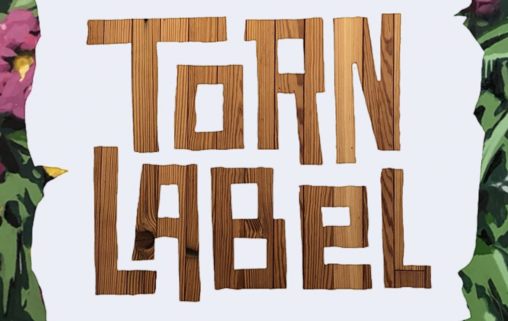 Torn Label