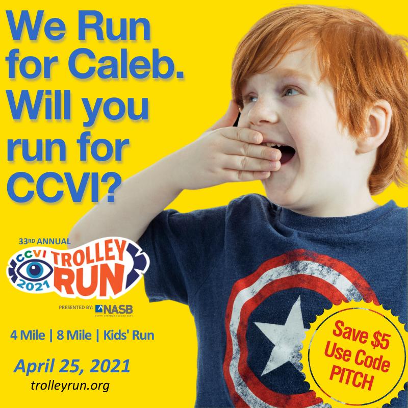April 21 Ccvi Trolley Run Jd