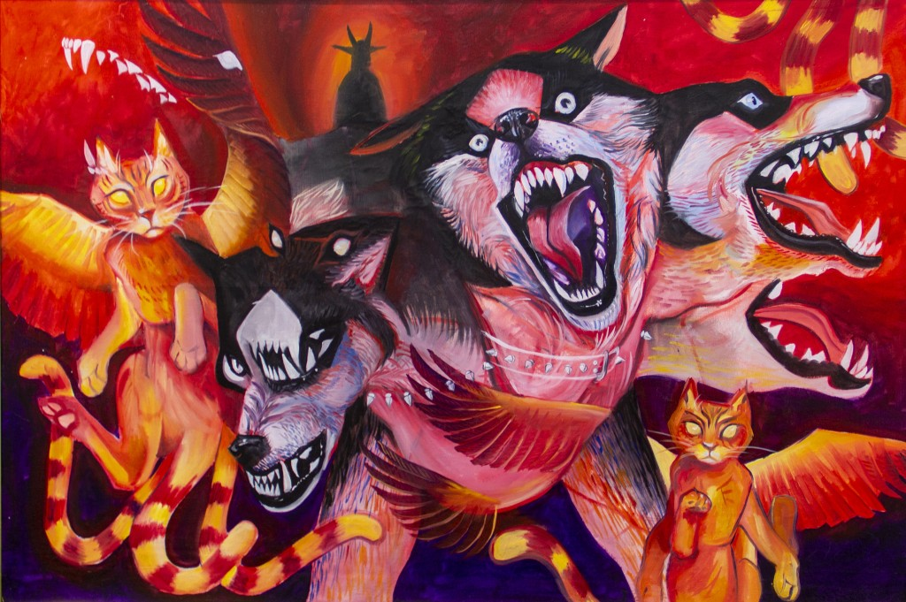18 Kcai Gallery Bfa2021 Jasmine Ye Painting