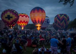 Liberty Memorial Balloon Glow 05 30 21 9291