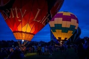Liberty Memorial Balloon Glow 05 30 21 9307