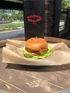 Rock Brews Burger 2021