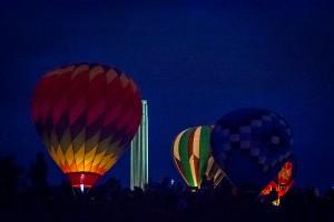 Liberty Memorial Balloon Glow 05 30 21 9466