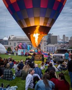 Liberty Memorial Balloon Glow 05 30 21 9117