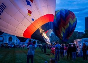 Liberty Memorial Balloon Glow 05 30 21 9241