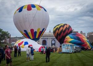Liberty Memorial Balloon Glow 05 30 21 9211