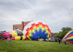 Liberty Memorial Balloon Glow 05 30 21 9124
