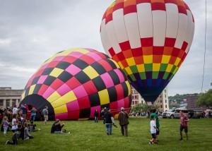 Liberty Memorial Balloon Glow 05 30 21 9174