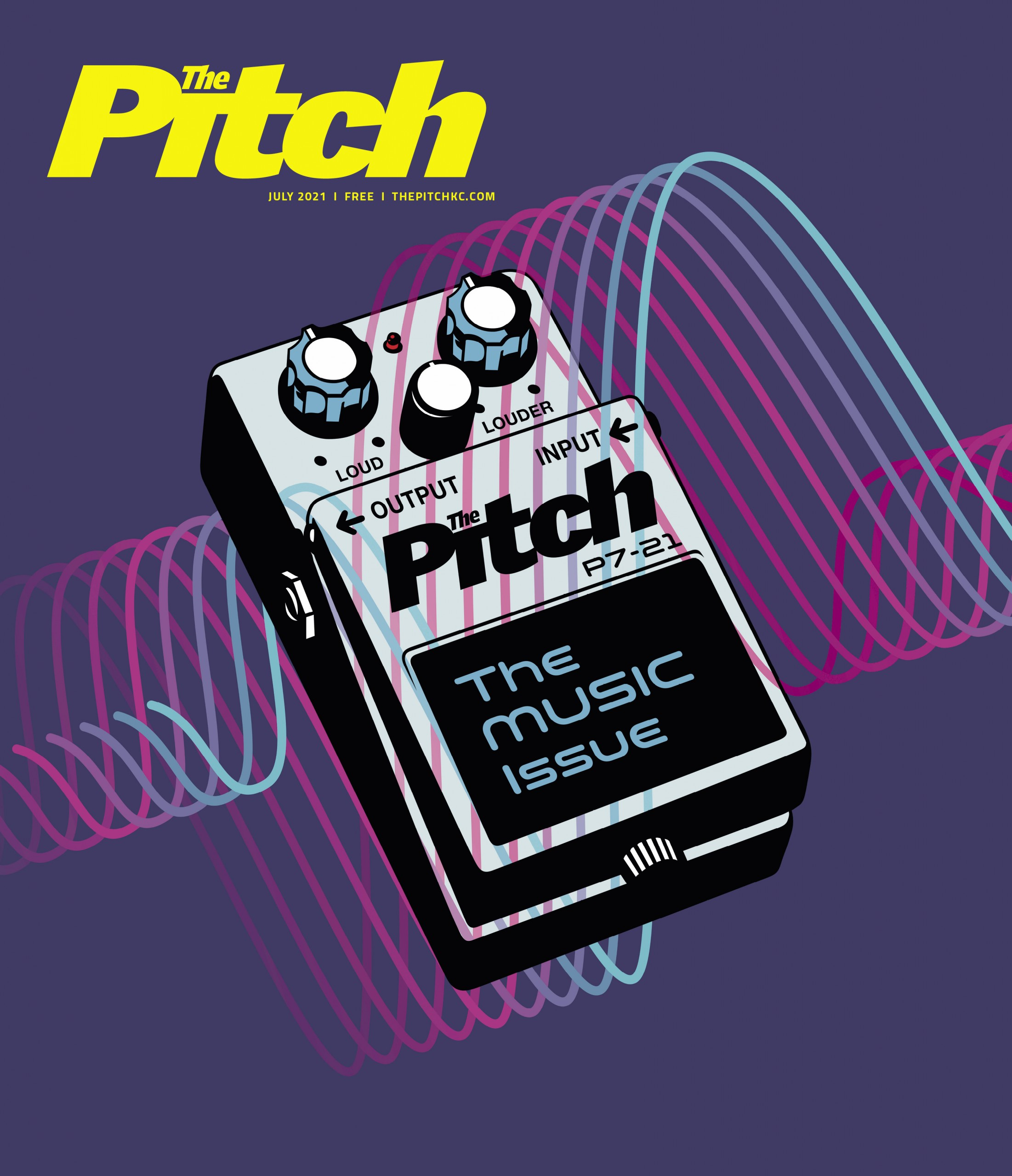 Pitch 0721 Cover