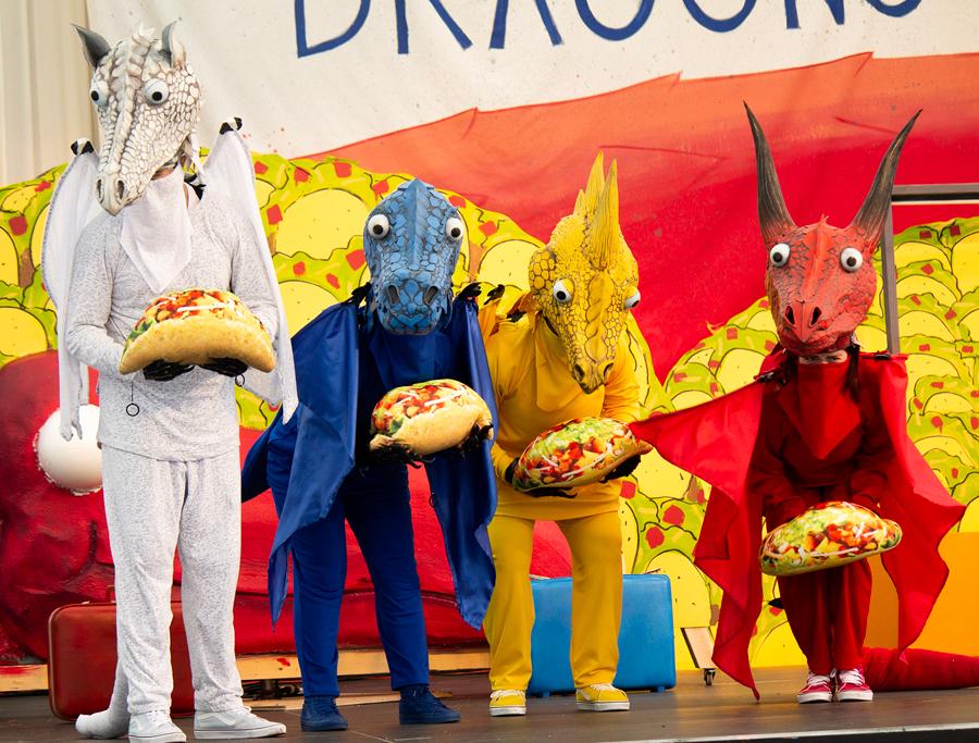 Coterie Dragons Photo 1