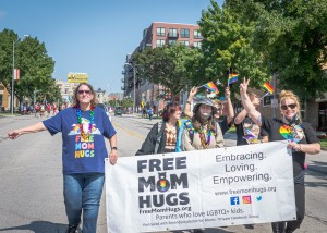 KC Pride Fest. // Photo by Jim Nimmo