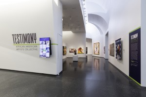 Testimony: African American Artists Collective