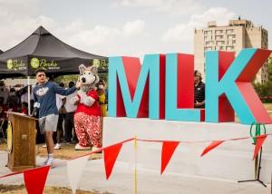 Mlk Park Ribbon Cutting 8659