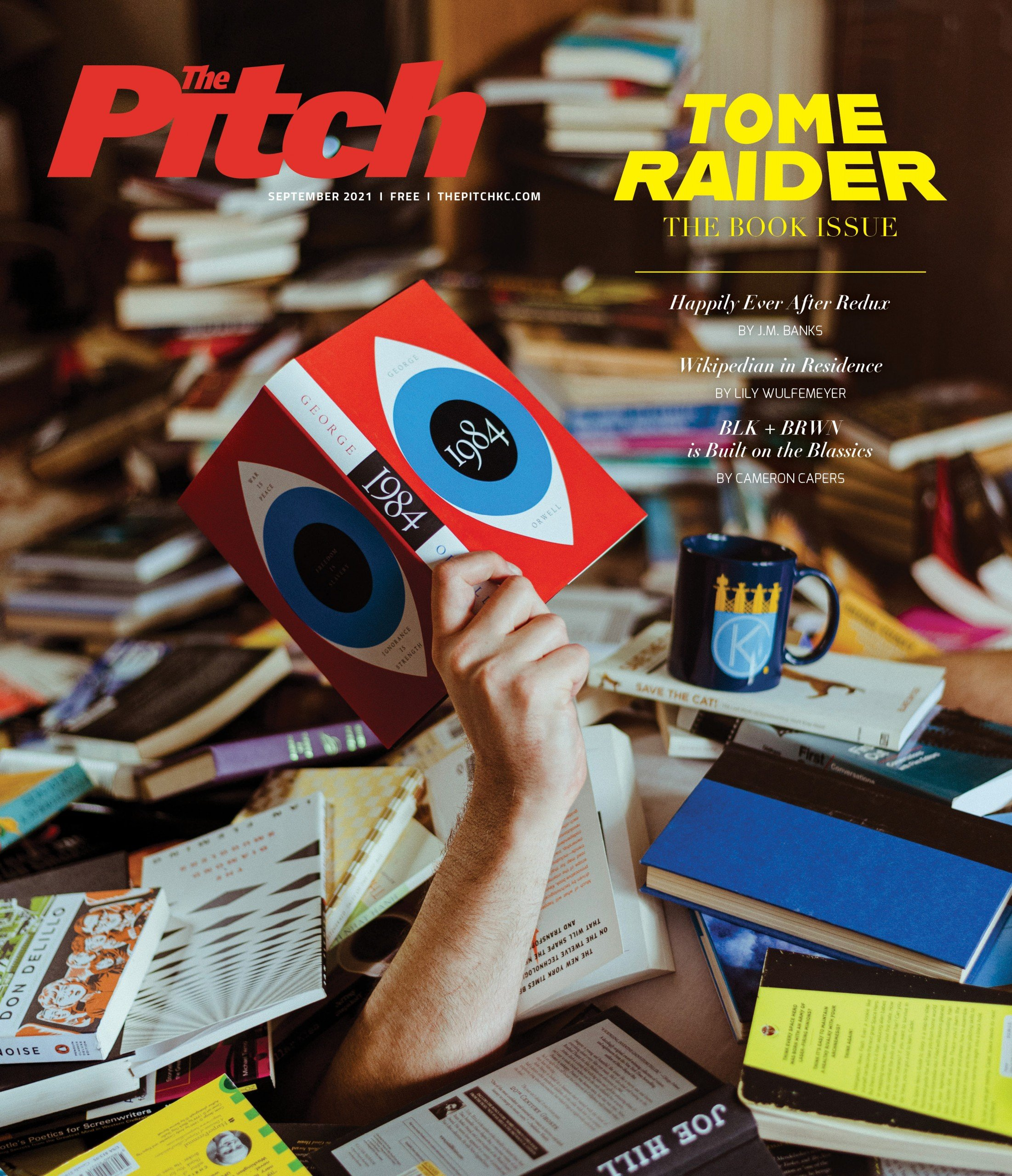 Pitch 0921 Cover