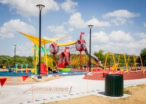 Mlk Park Ribbon Cutting 8551