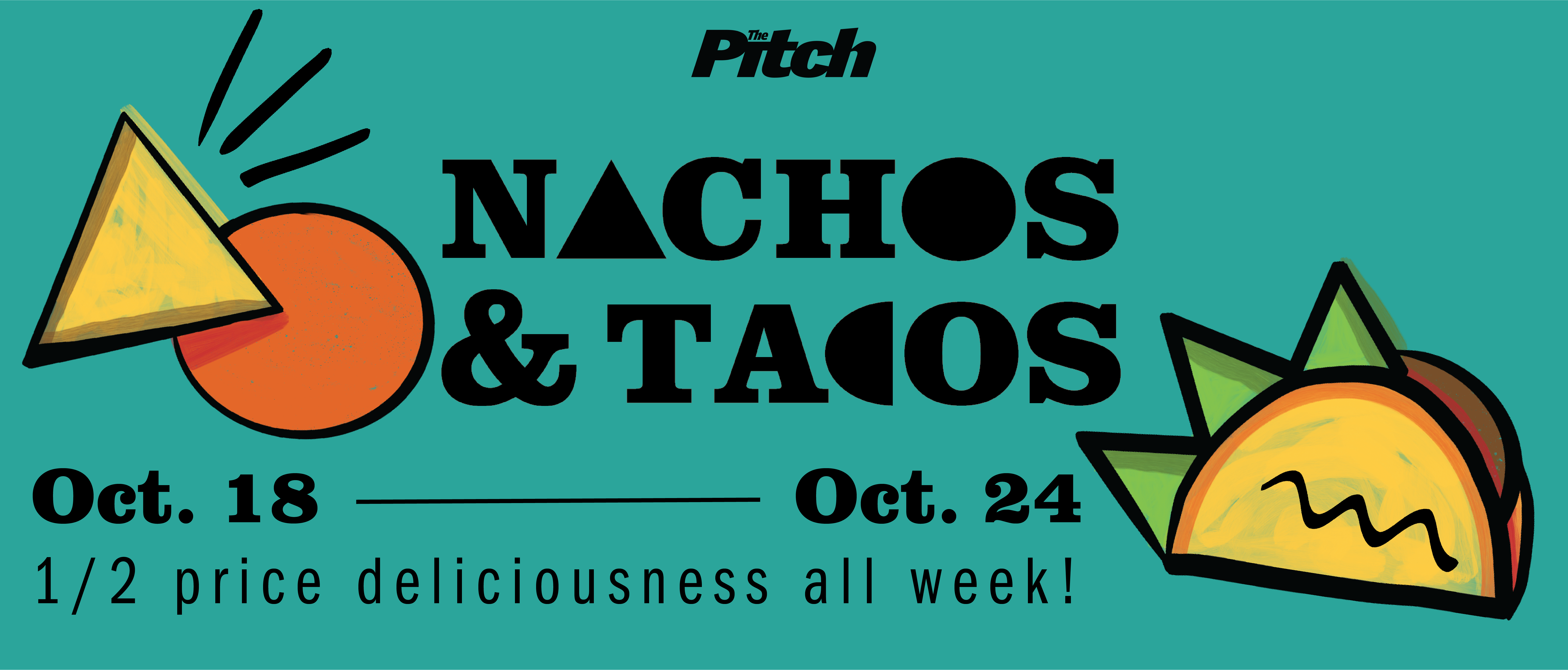 Nachos Tacos Header For Website Correct Branding Colors 08