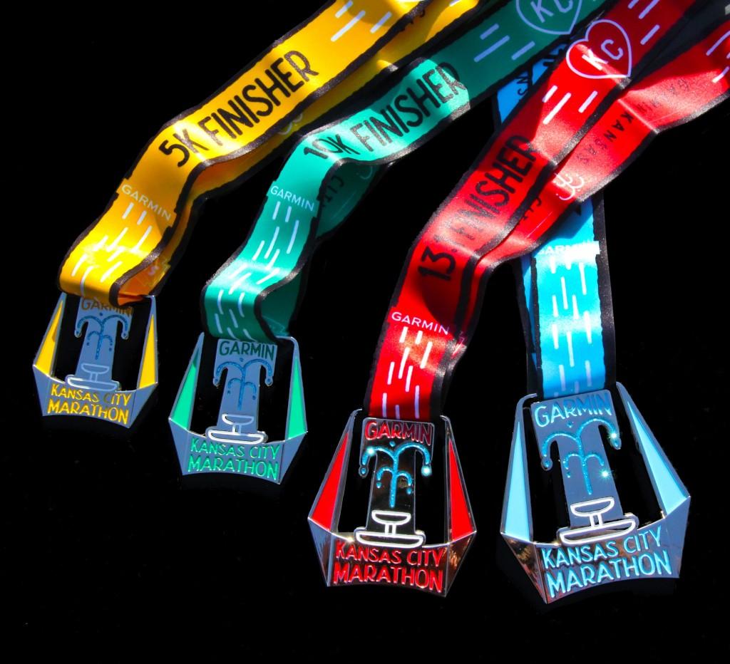 2021 Kc Marathon Medals87