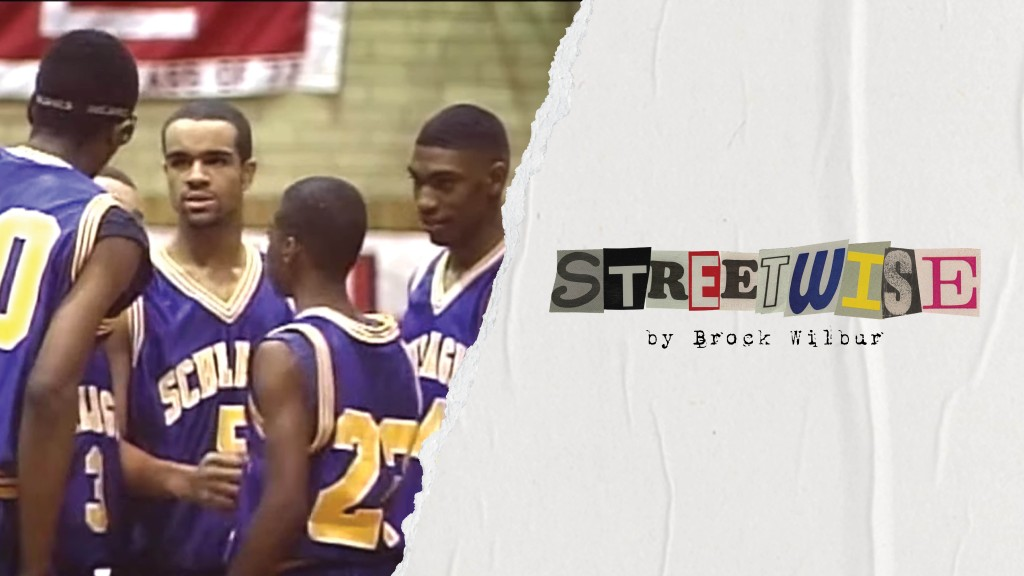 Streetwise Header Basketball