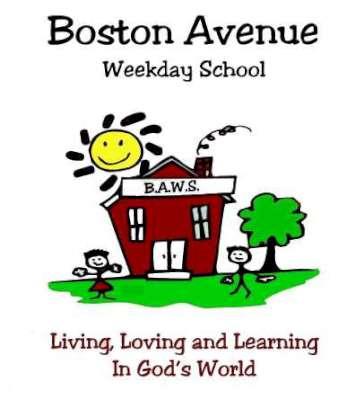 BOSTON AVENUE WEEKDAY SCHOOL