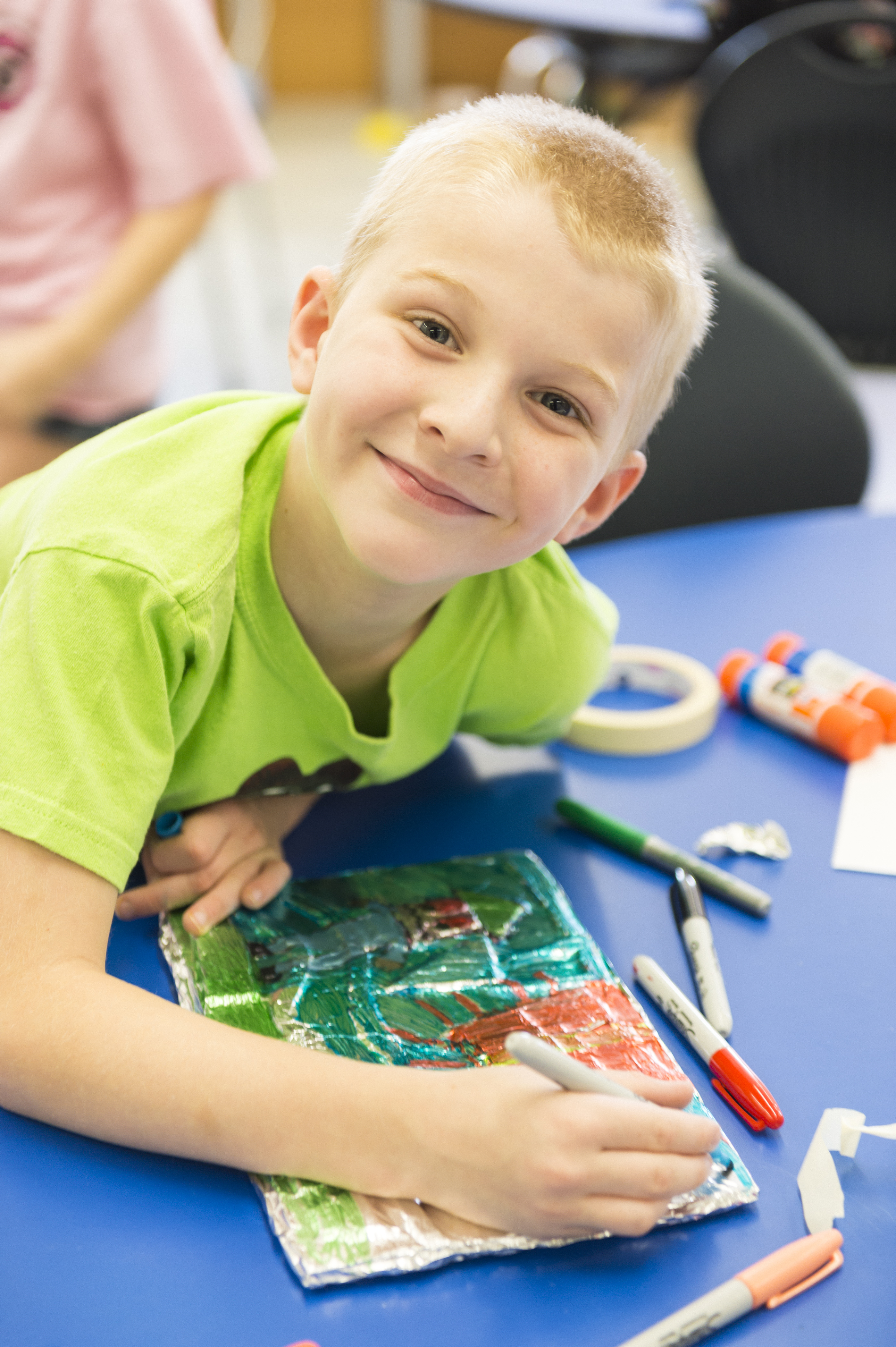 Gilcrease Museum Summer Camps