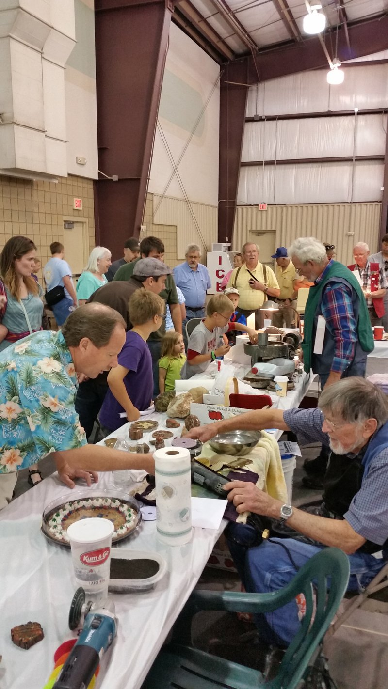 Tulsa Rock, Mineral and Jewelry Show