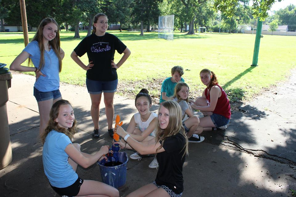 Clark Youth Theatre Drama Camp