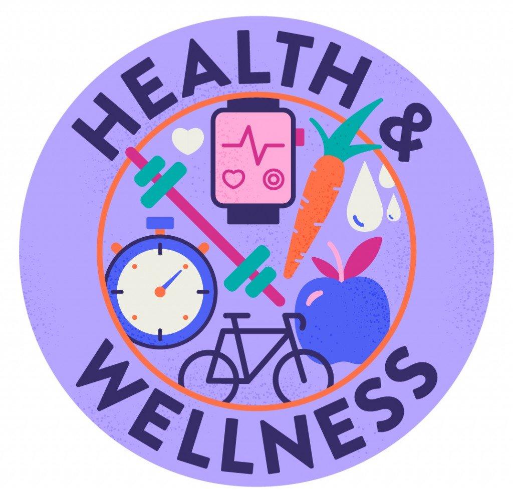 Health Wellness Color