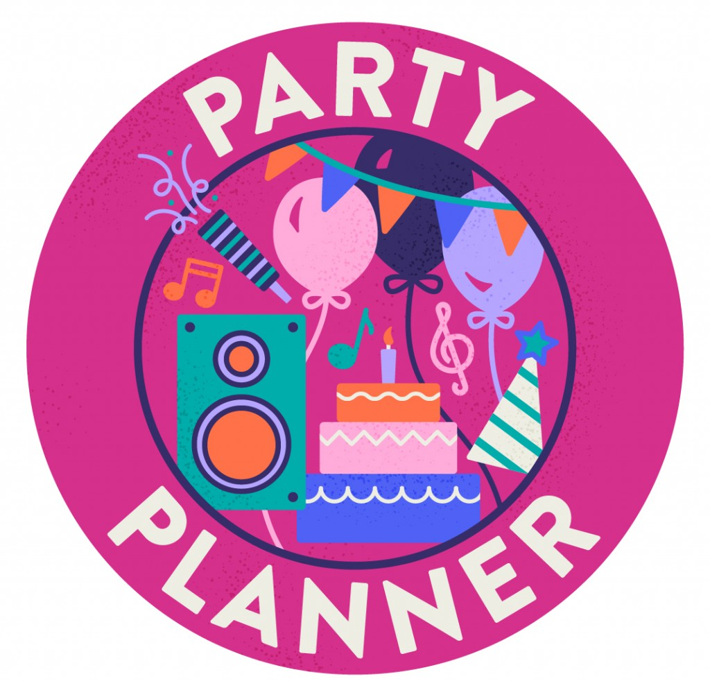 Party Planner Color